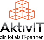 Aktiv IT-partner logo