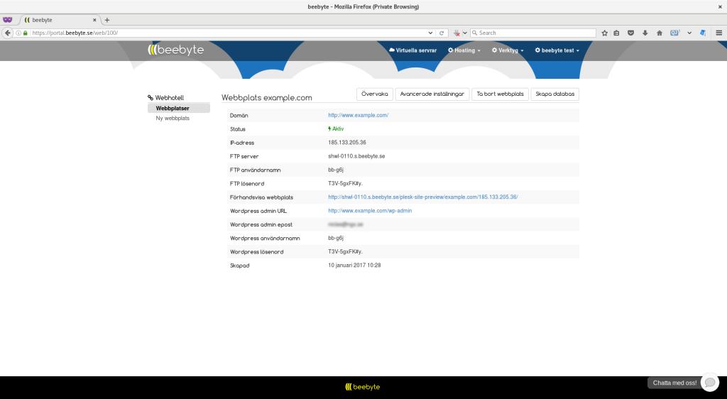 Skaffa ett gratis SSL certifikat till din wordpress -sida 3
