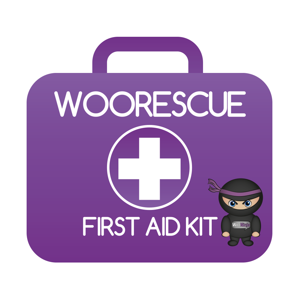 Woocommerce rescue logo