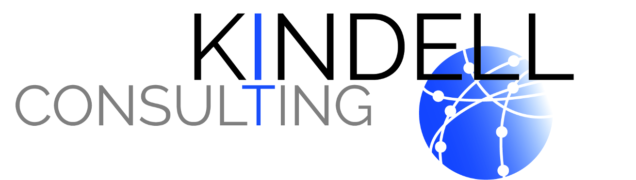 Eric Kindell Kindell IT-Consulting logotyp