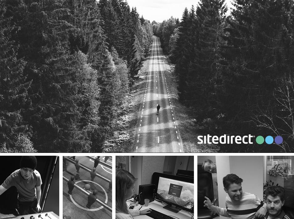 Bloggen träffar e-handelsexperterna på SiteDirect
