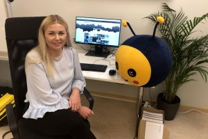 Madelene Karlsson ny marketing & commercial manager på beebyte