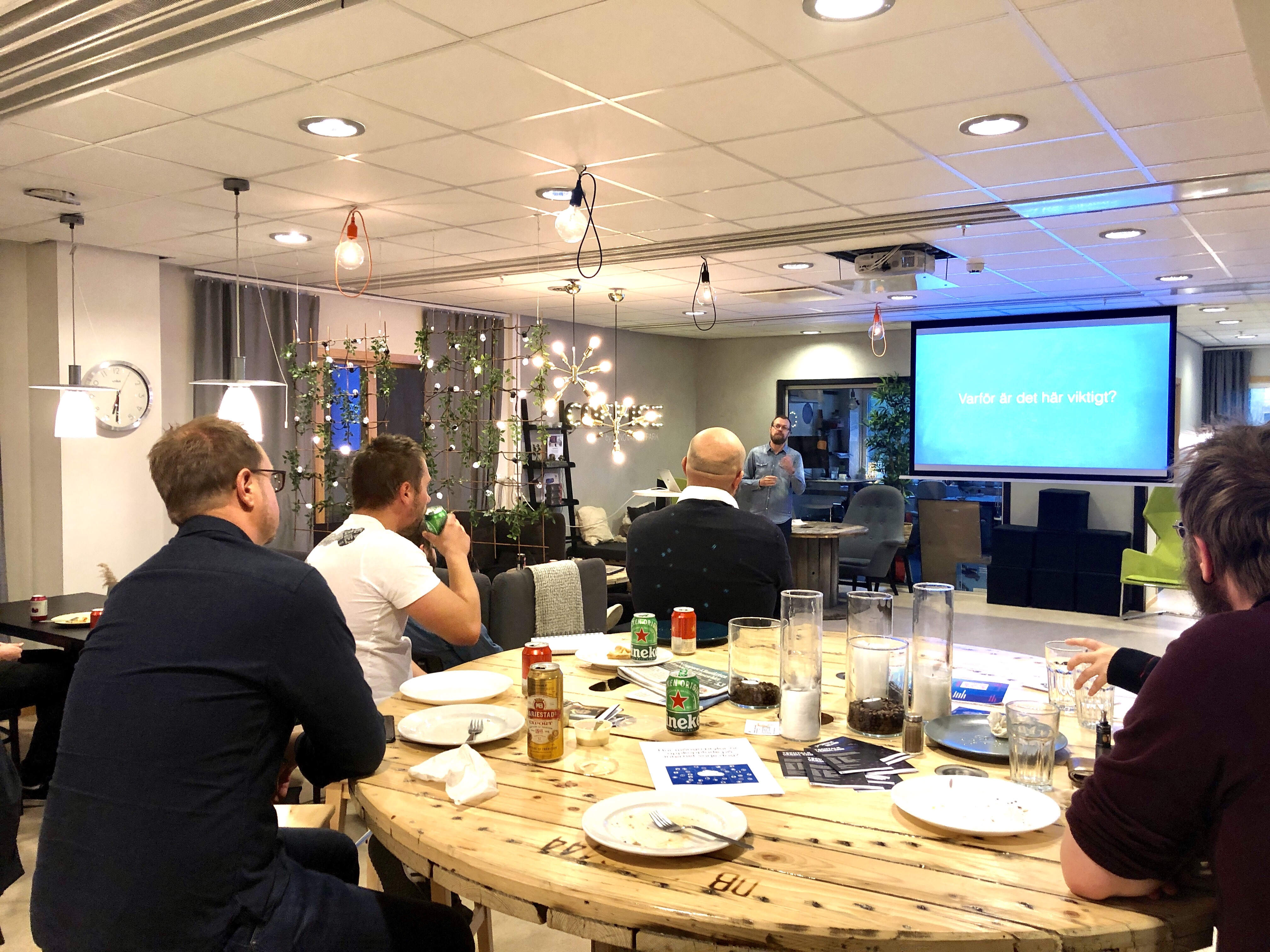 WordPress meetup i Karlstad