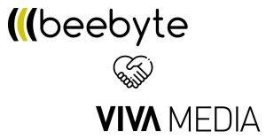 beebyte inleder ett samarbete med Viva Media