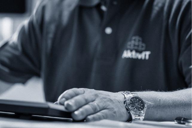 Read more about the article Bloggen träffar Aktiv IT Partner Nordic
